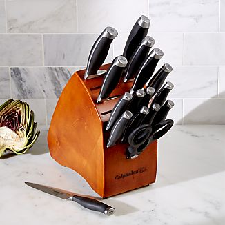 Calphalon Contemporary ™ 17-Piece Block Set
