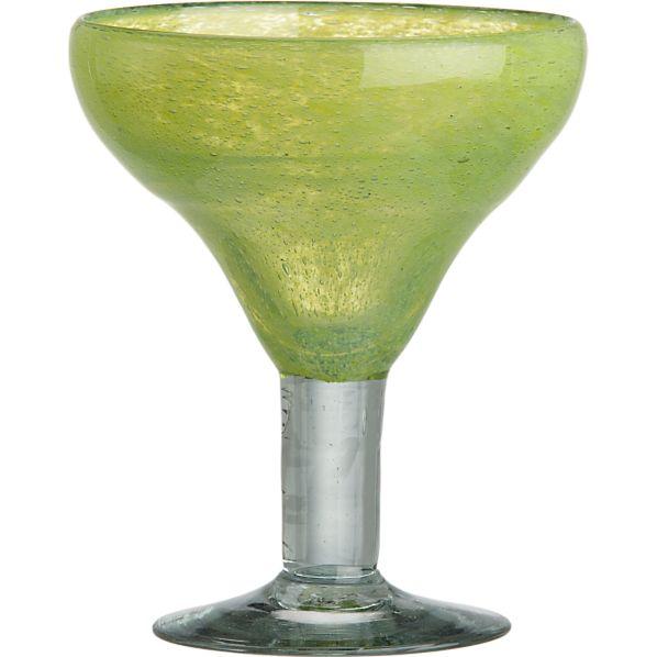 Calypso Citron Margarita Glass