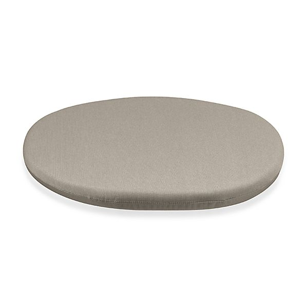 Calypso Sunbrella® Stone Swivel Lounge Chair Cushion
