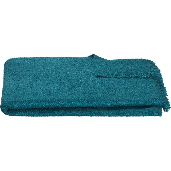 Cambria Blue Throw