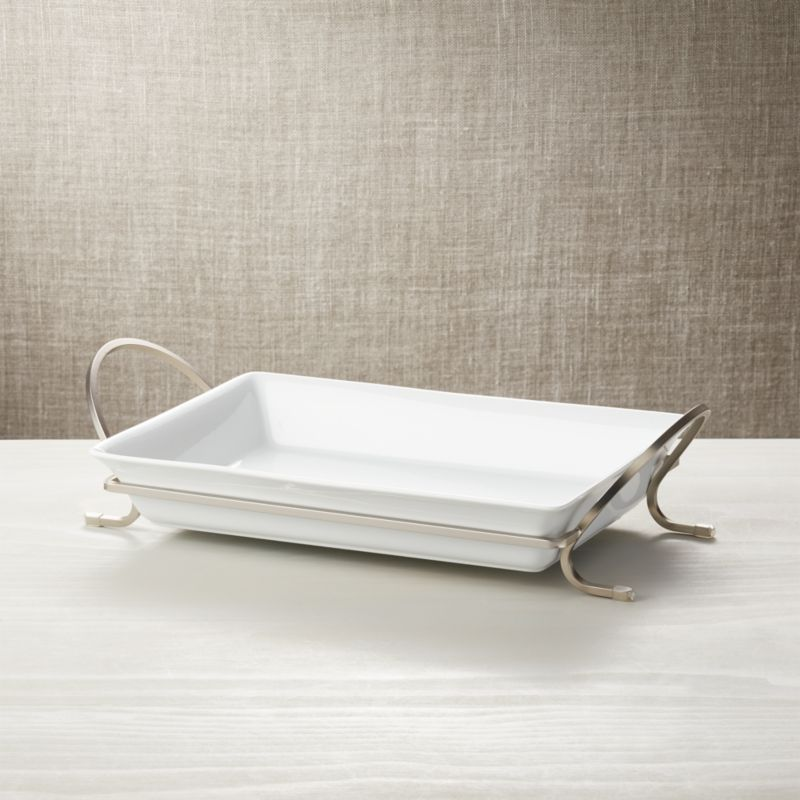 Cambridge Baking Dish with Rack