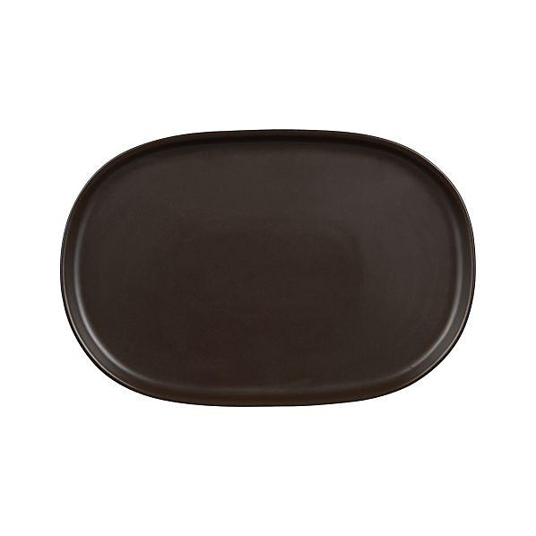 "Camden Java 16""x10.5"" Platter"