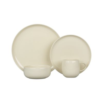 Camden Sand 4-Piece Place Setting