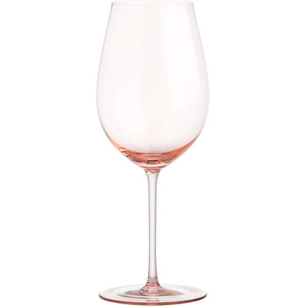 Cameo Wine Glass