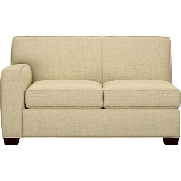 Cameron Left Arm Sectional Loveseat