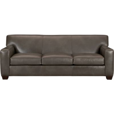 Cameron Leather Sofa