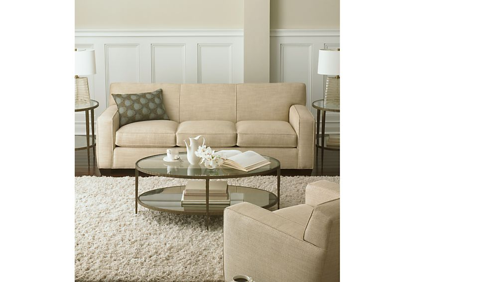 Clairemont Oval Coffee Table