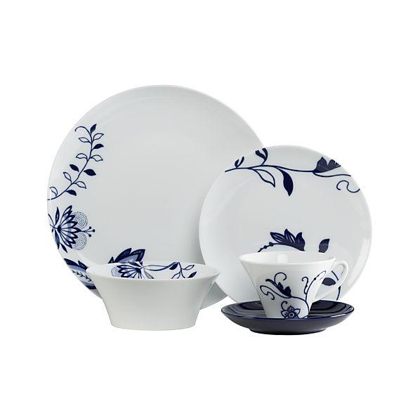 Camille 20-Piece Dinnerware Set
