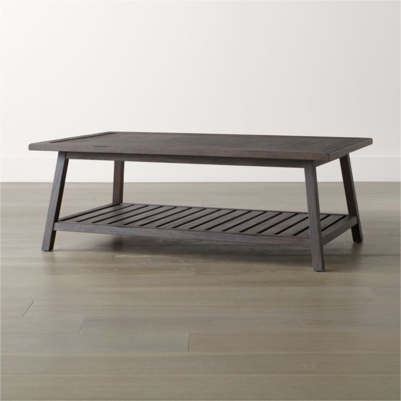 Campton Coffee Table Crate And Barrel