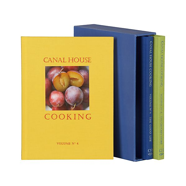 """Canal House Cooking Set Volumes 4-6"""