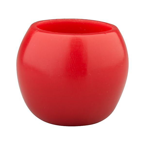 Luminary Small Red Candle