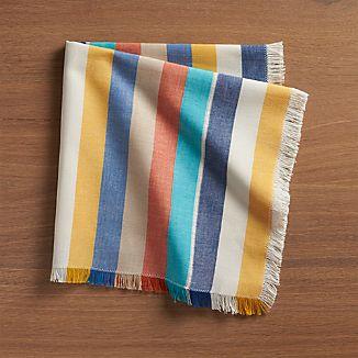 Cantina Multi Stripe Napkin