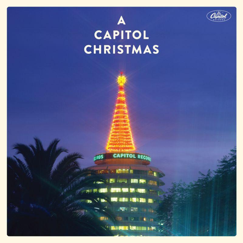 """""""A Capitol Christmas"""" Record Album"""