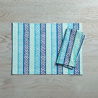 Capri Placemat and Napkin