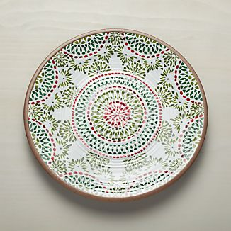 Caprice Holiday Melamine Platter