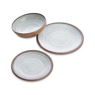 Caprice Stone Melamine Dinnerware