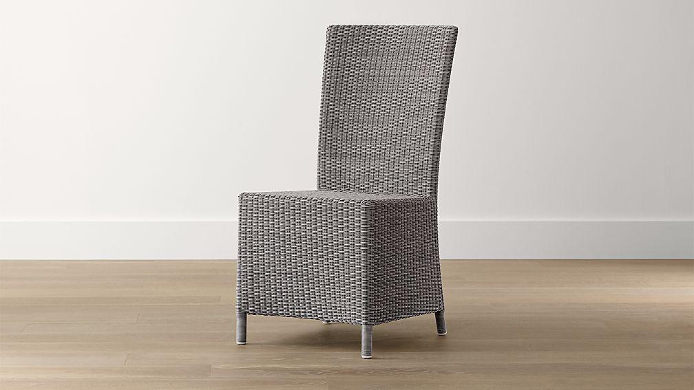 Captiva Grey Dining Chair