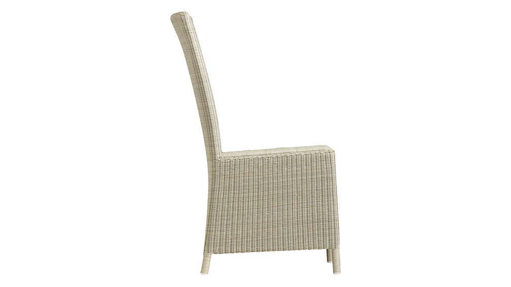 Captiva Stone Side Chair Cushion