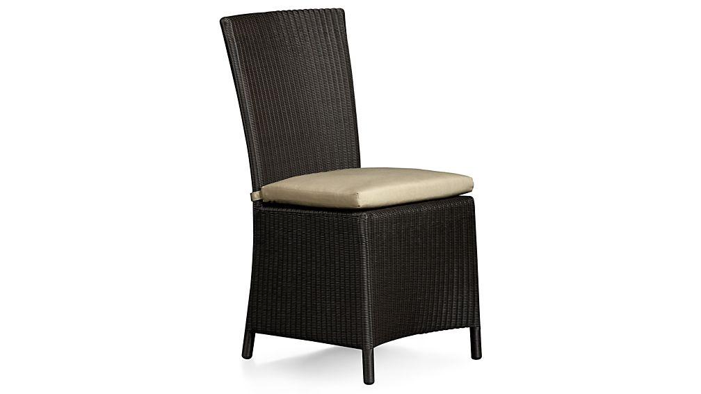 Captiva Java Dining Chair