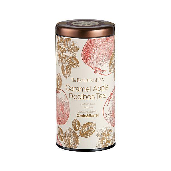 The Republic of Tea ® Caramel Apple Rooibos Tea