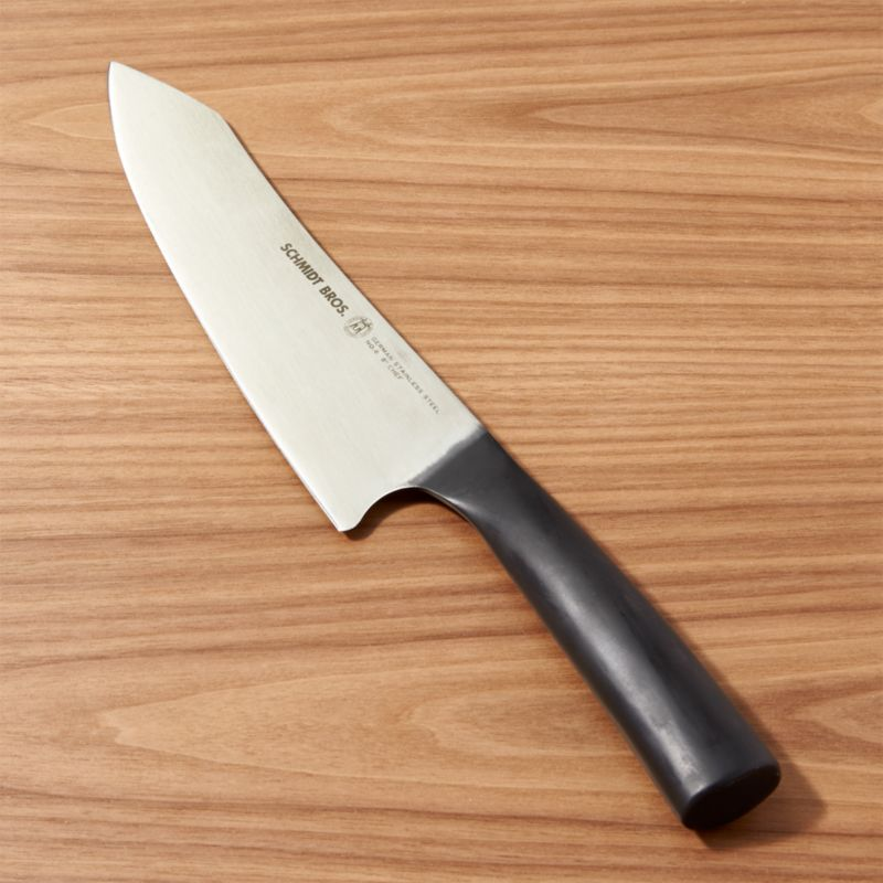 """Schmidt Brothers ® Carbon6 8"""" Chef Knife"""