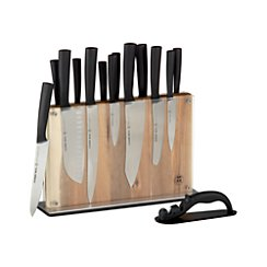 Schmidt Brothers ® Carbon6 15-Piece Knife Block Set