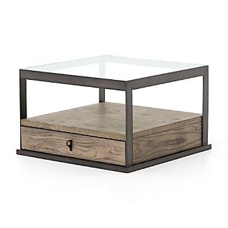 Coffee Tables Crate And Barrel