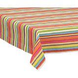 Carmen Stripe Picnic Tablecloth