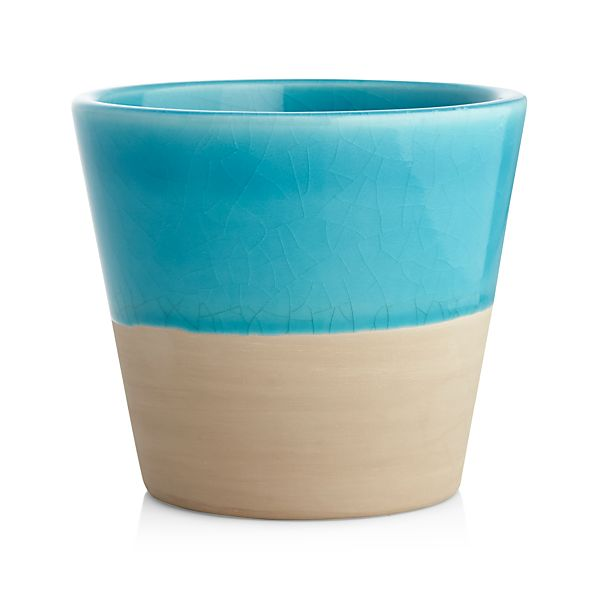 Carnivale Aqua Mini Planter