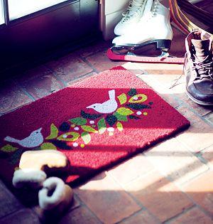 """Caroline 30""""x18"""" Doormat"""