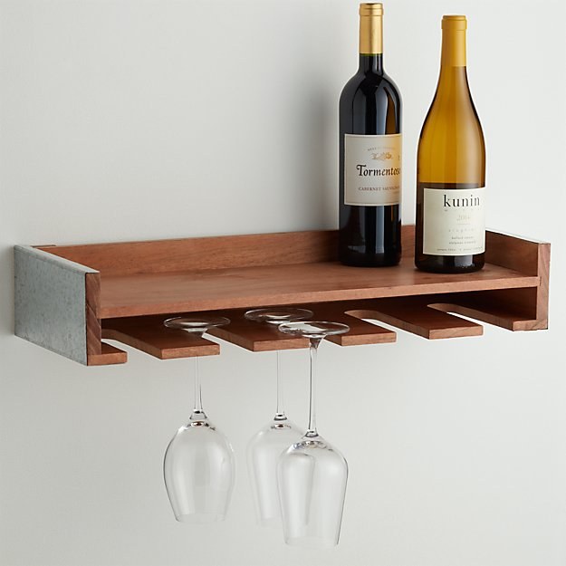 Crate and barrel wine