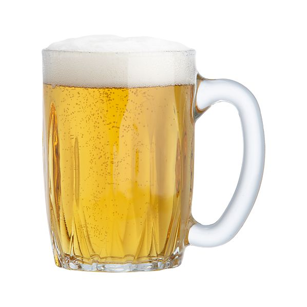 Cask Beer Mug