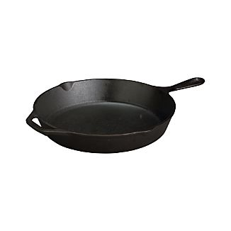 "Lodge ® Cast Iron 12"" Skillet"
