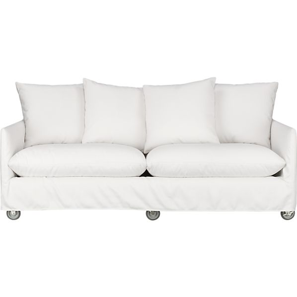 Catalina Apartment Sofa with Casters