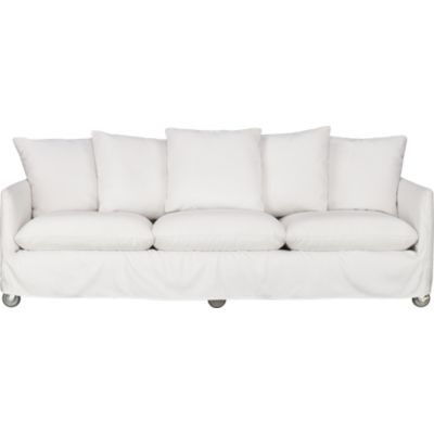 Catalina Sofa with Casters