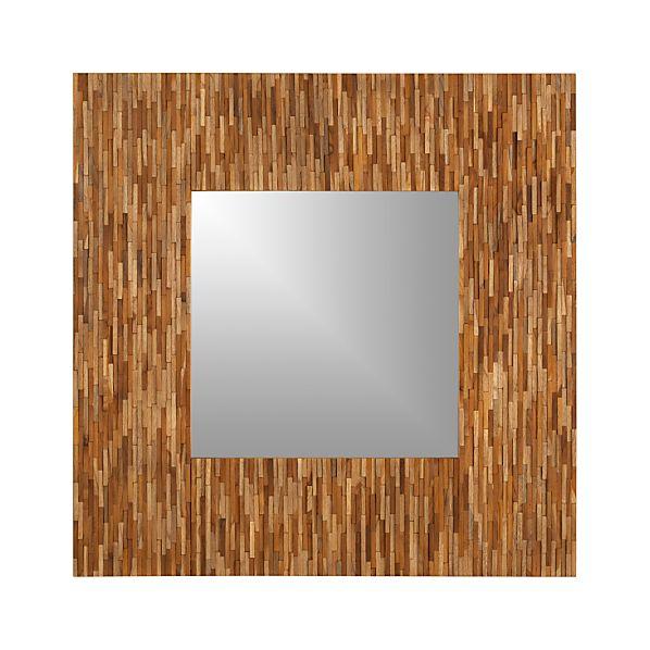 Catania Square Wall Mirror