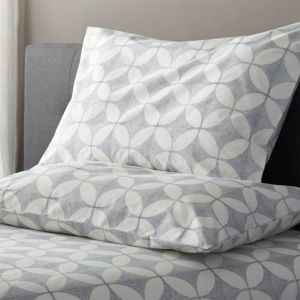 Cate Blue King Pillowcases Set of Two