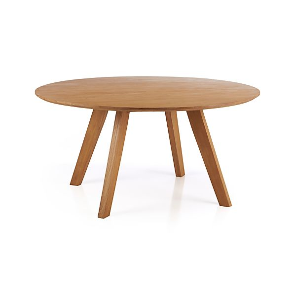 "Cayman 60"" Round Dining Table"