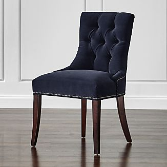 Cecelia Velvet Dining Chair