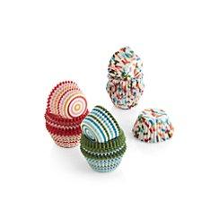 Set of 96 Celebration Mini Cupcake Papers