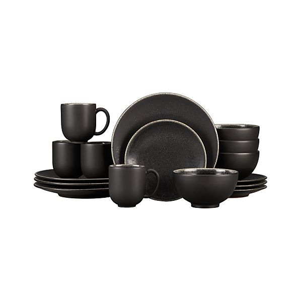 Jars Tourron Celeste 16-Piece Dinnerware Set