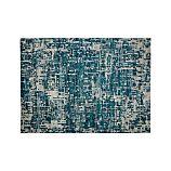 Celosia Indigo Blue Hand Knotted 10'x14' Rug