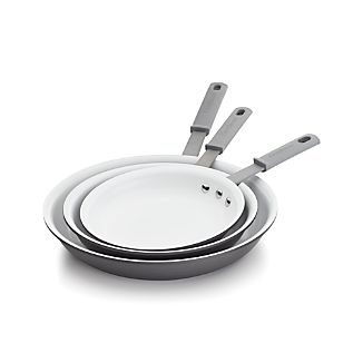 CeraStone CeraComm Ceramic Fry Pans