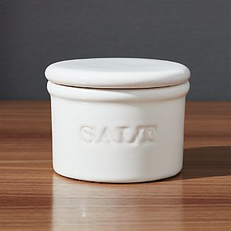 Ceramic Salt Cellar