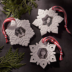 Photo Frame Ornaments