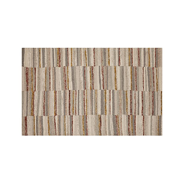 Ceres Striped 5'x8' Rug