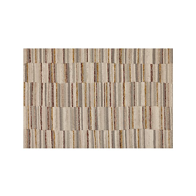 Ceres Striped 6'x9' Rug