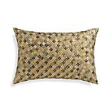 "Challita 18""x12"" Pillow with Feather-Down Insert"