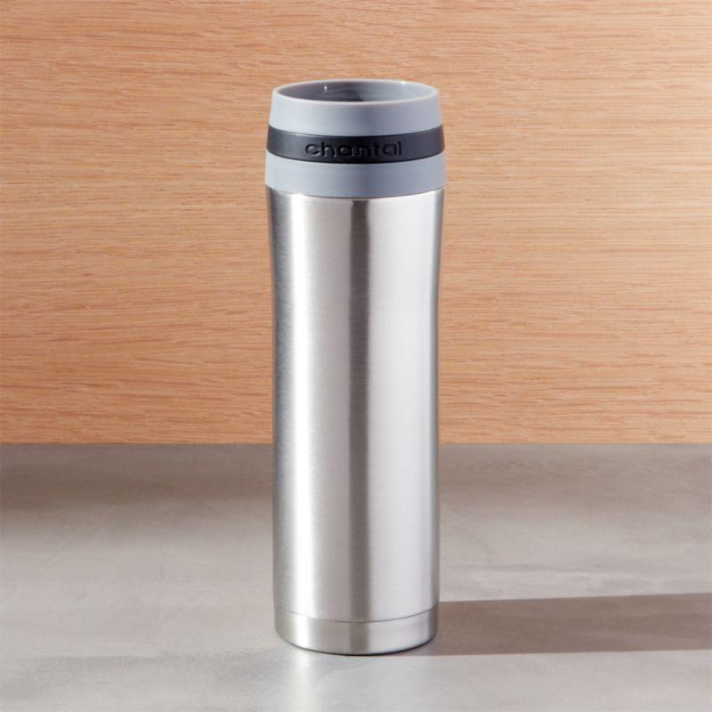 Chantal ® 15-oz. Travel Mug