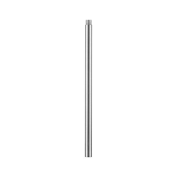 "Charles Nickel  12"" Chandelier Extension Rod"